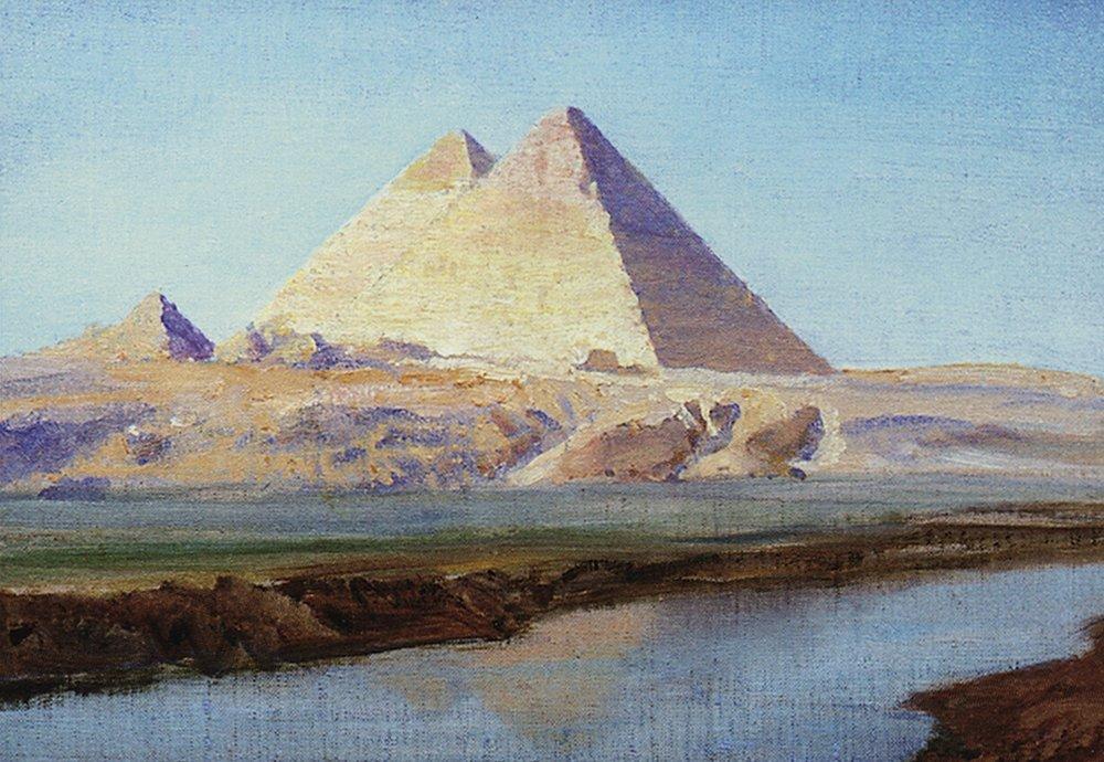 Большие пирамиды