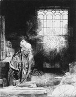 Фауст (Рембрант)