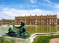 Главный фасад Большого дворца в Версале