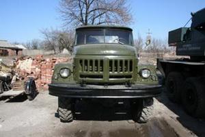 ЗИЛ 131 (военная консервация)