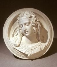 Мадонна (искусственный камень)