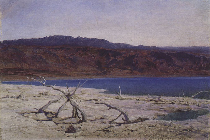 Мертвое море (Поленов В.Д.)