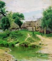 Деревня Тургенево