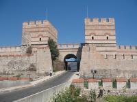 Porta Aurea - Позолоченные Ворота, Равенна
