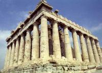 Храм богини Афины Парфенос
