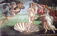 Сандро Боттичелли. Рождение Венеры