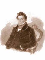 Портрет Михаила Виельгорского