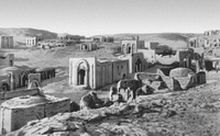 Купольные гробницы в Багауате (4—6 в.)