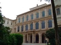 Палаццо Барберини в Риме (Л. Бернини)