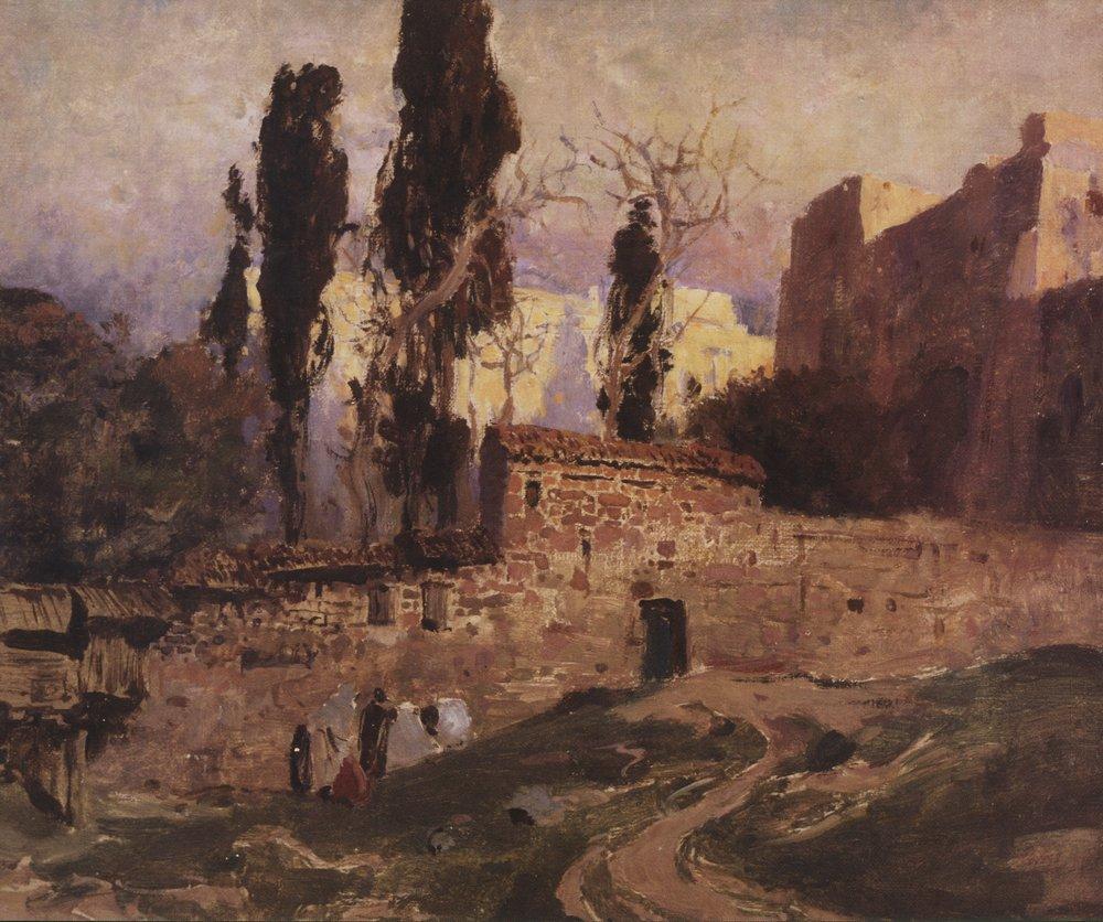 Константинополь. 1882