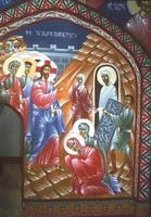 Воскрешение Лазаря (фреска)