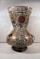 Лампада (Иран, XIX ст.)