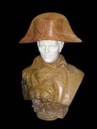 Мраморный бюст Наполеона